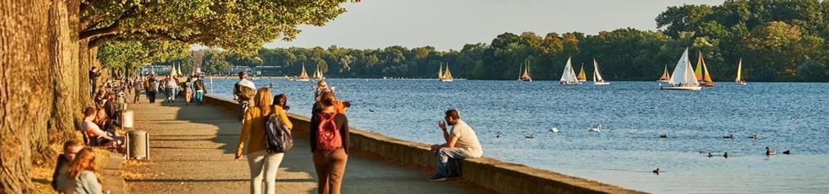 Freizeitaktivitäten in Niedersachsen | Maschsee Hannover