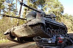 Freizeitaktivitäten in Niedersachsen | Panzer fahren