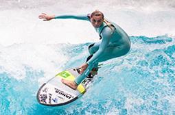 Freizeitaktivitäten in Niedersachsen | Indoor-Surfen
