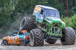 Freizeitaktivitäten in Niedersachsen | Monster-Truck