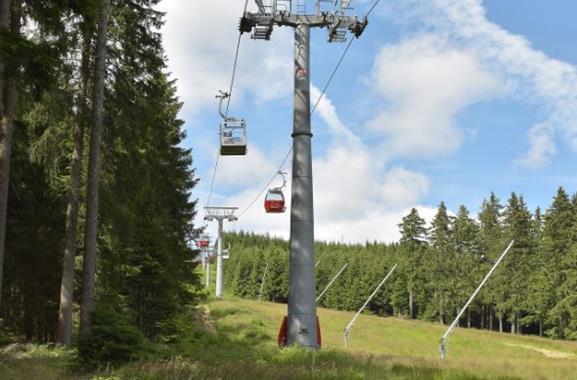 Freizeitaktivitäten in Niedersachsen | Wurmbergseilbahn Braunlage