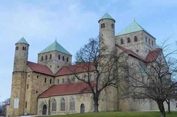 Freizeitaktivitäten in Niedersachsen | St. Michaelis in Hildesheim