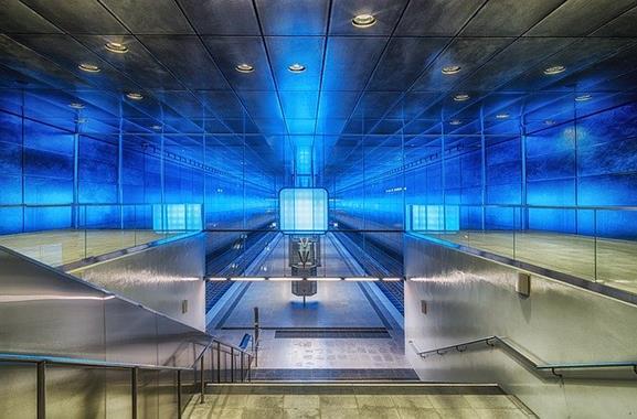 #Coolsten U-Bahn Stationen