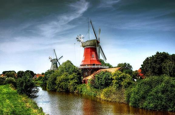 Freizeitaktivitäten in Niedersachsen | Sonntagsausflug nach Ostfriesland