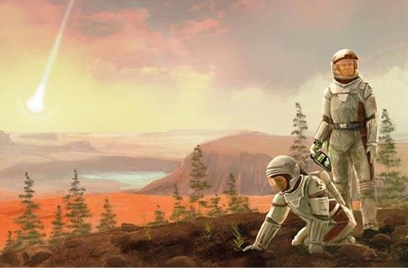 Terraforming Mars spielen