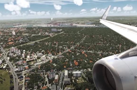Microsoft Flight Simulator X spielen