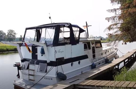 Hausboot statt Wohnung
