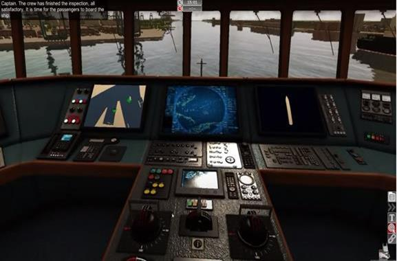 European Ship Simulator spielen